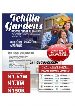 Estate Land, Ngo-okpala, Aba Owerri Road, Owerri, Imo, Residential Land for Sale