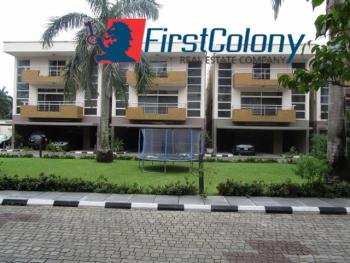 Upscale, 4 Bedroom Luxury Terraced Duplex with Excellent Facilities, Off Bourdillon Road, Old Ikoyi, Ikoyi, Lagos, Terraced Duplex for Rent
