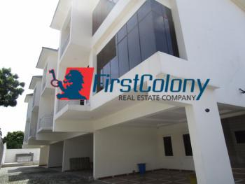 Newly Built Luxury 4 Bedroom Terraced Duplex, Off Ozumba Mbadiwe Way, Victoria Island (vi), Lagos, Terraced Duplex for Sale