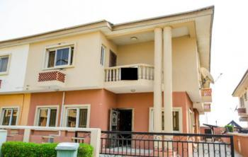 Well Maintained 4 Bedroom Semi Detached House in an Estate, Oba Yusufu Oniru Road, Oniru, Victoria Island (vi), Lagos, Semi-detached Duplex for Sale