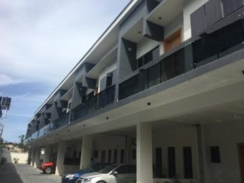 Brand New 4 Bedroom Terrace Duplex with 24 Hours Power Supply, Chevron Drive, Lekki Expressway, Lekki, Lagos, Terraced Duplex for Rent