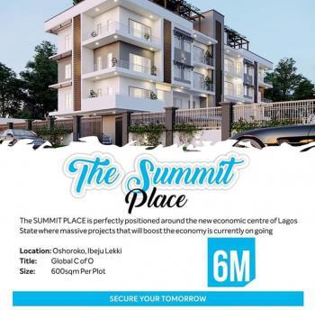 Cheapest C of O Titled Land, Very Close to The Express, Summit Estate, Lekki Free Trade Zone, Osoroko, Ibeju Lekki, Lagos, Mixed-use Land for Sale