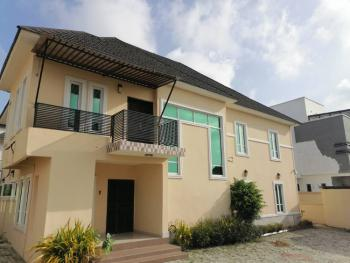 Immaculately Detached 4 Bedrooms Duplex with One Room Maid Quarter., Pinnock Beach Estate, Lekki, Lagos, Detached Duplex for Rent