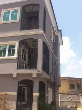 All Rooms Ensuite Lovely 2 Bedroom, Off Emmanuel Bus Stop, Aguda, Surulere, Lagos, Flat for Rent