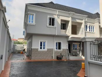 2 Nos of 4 Bedroom Semi Detached Duplex with Bq, Arowojobe Estate, Mende, Maryland, Lagos, Semi-detached Duplex for Sale
