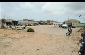 6 Plots of Land with Approved Court Judgement, Directly Opposite Lagos State University, Iba, Ojo, Lagos, Commercial Land for Sale