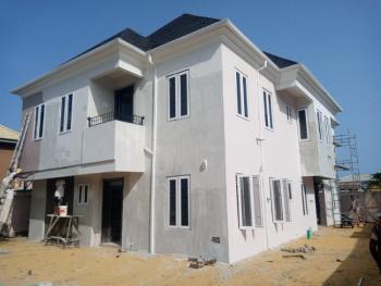 3 Bedroom Semi Detached Duplex, Ogidon, Sangotedo, Ajah, Lagos, Semi-detached Duplex for Rent