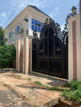 4 Bedroom Duplex with Swimming Pool, Federal Housing Estate ( Malaysia Estate ), Oshimili North, Delta, House for Sale