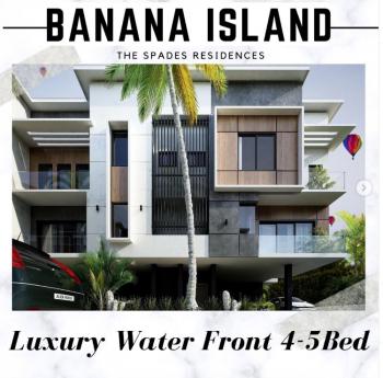 Luxury 4 Bedroom Homes, Banana Island, Ikoyi, Lagos, Terraced Duplex for Sale