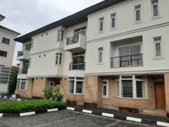 Luxury 4bedroom Terrace with Bq, Old Ikoyi, Ikoyi, Lagos, Terraced Duplex for Rent