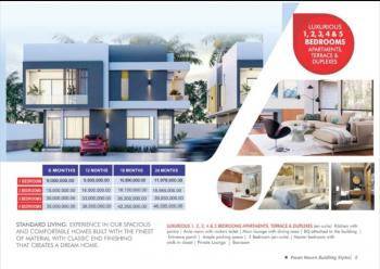 Affordable 3 Bedroom Apartment with Excellent Features, Abijo Gra, Ibeju Lekki, Lagos, Block of Flats for Sale