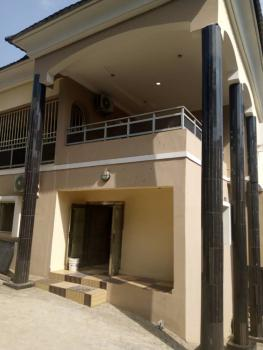 Exotic 5 Bedrooms Fully Detached Duplex with 2 Maids Rooms, Before Banex Plaza, Wuse 2, Abuja, Detached Duplex for Rent