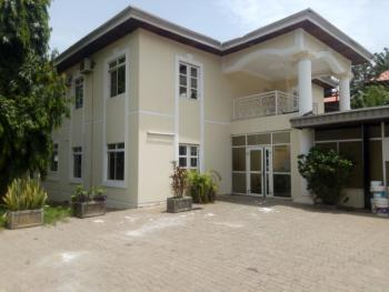 6 Bedroom Duplex, 1 Bedroom, 2 Rooms, Generator and Ac., Off Aminu Kano, Wuse 2, Abuja, House for Rent