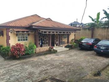 Executive 3 Bedroom  Full Plot on Road. Good for All Purpose. C of O, Haruna By Ogba Extension, Fagba, Agege, Lagos, Detached Bungalow for Sale
