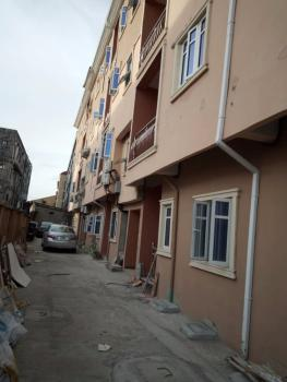 a Brand Newly Built Ensuites Modern 2 Bedroom, Off Apapa Road, Ebute Metta West, Yaba, Lagos, Flat for Rent