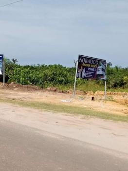 a Very Good Location, Norwood Estate Eleko, Eleko, Ibeju Lekki, Lagos, Residential Land for Sale