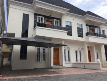 Brand New Fully Serviced 4 Bedroom Duplex Available, Bera Estate, Chevron Drive., Lekki Expressway, Lekki, Lagos, Detached Duplex for Rent