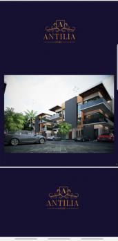 Elegant 4 Bedroom Semi Detached Duplex with 1 Bq, Cinema & Study, Oniru, Victoria Island (vi), Lagos, Semi-detached Duplex for Sale