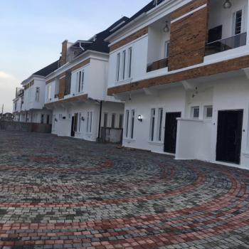 Tastefully Finished 4bedroom Semi Detached Duplex with a Penthouse, in a Well Secured Estate After Second Toll Gate, Lekki Phase 2, Lekki, Lagos, Semi-detached Duplex for Sale