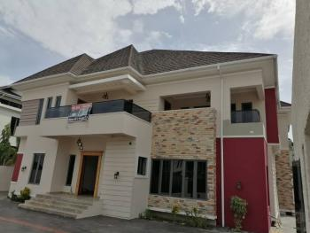 Spacious 6 Bedroom  Duplex with B/q + Swimming Pool, Pinnock Beach Estate, Osapa, Lekki, Lagos, Detached Duplex for Sale