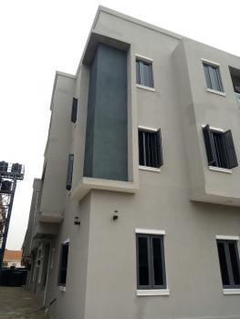 Facinating Designed Built 3bedroom Flat with a Room Bq, Lekki Phase 1, Lekki, Lagos, Flat for Rent