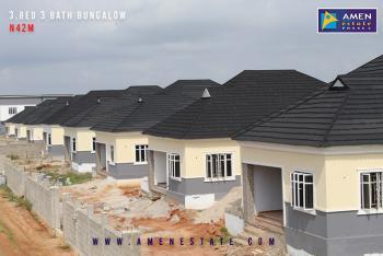 Apartments/lands  in Amen Estate Phase 2, Osoroko, Ibeju Lekki, Lagos, Residential Land for Sale