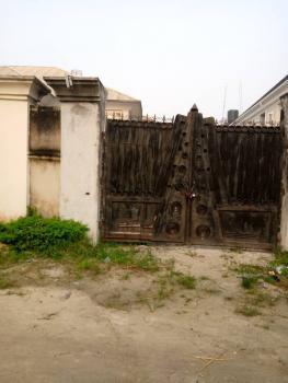 Half Plot of Land, Off Agungi Road, Agungi, Lekki, Lagos, Residential Land for Sale