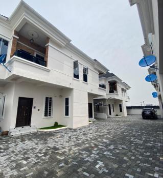 Tastefully Built 4 Bedroom Serviced Terrace Duplex, Ologolo, Lekki, Lagos, Terraced Duplex for Sale