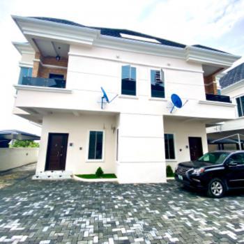 Fully Serviced Well Built 4 Bedroom Terrace Duplex, Jakande, Lekki, Lagos, Terraced Duplex for Sale