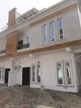 a Brand New Lovely Well Finished 4bedroom Semi-detached, in a Very Secured Estate in Second Toll Gate, Lekki Expressway, Lekki, Lagos, Semi-detached Duplex for Rent