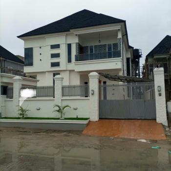 5 Bedroom Detached Duplex+ Bq, Osapa, Lekki, Lagos, Detached Duplex for Sale