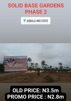 Land, Agbara, Owerri, Imo, Mixed-use Land for Sale