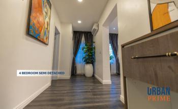 Tastefully Finished 4 Bedroom Duplex at Abraham Adesanya, Abraham Adesanya Ajah, Ogombo, Ajah, Lagos, Semi-detached Duplex for Sale