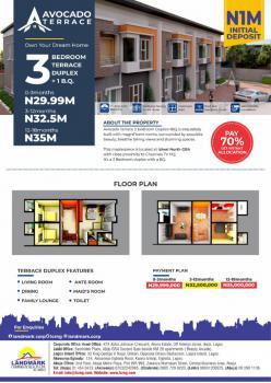 Avocado Terrace, Isheri North, Lagos, Land for Sale