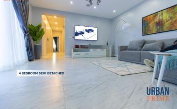 Luxury 3 Bedroom Terrace Duplex at Abraham Adesanya, Abraham Adesanya Ajah, Ogombo, Ajah, Lagos, Terraced Duplex for Sale