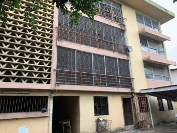 a Block of 6 (2) Bedrooms Flats, with a Very Spacious Car Park, Old Ikoyi, Old Ikoyi, Ikoyi, Lagos, Flat for Sale