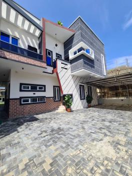 Contemporary and Smart 5 Bedroom Fully Detached House, Lekki, Lagos, Detached Duplex for Sale