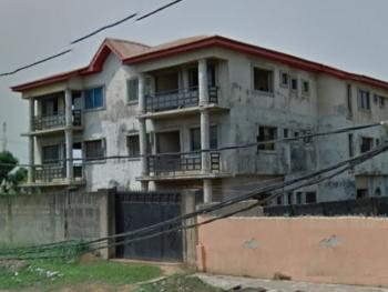a Block of 12 Flats with 6 Flats, Okota, Isolo, Lagos, Block of Flats for Sale