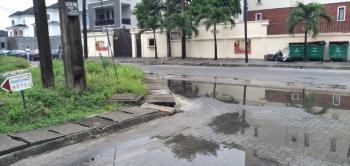 Cornerpiece of Dry Land, Eko Street, Parkview, Ikoyi, Lagos, Mixed-use Land for Sale