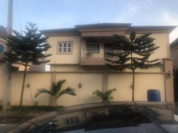 4 Bedrooms Detached Duplex with Two Mini Flat, Phase 2, Gra, Magodo, Lagos, Detached Duplex for Rent