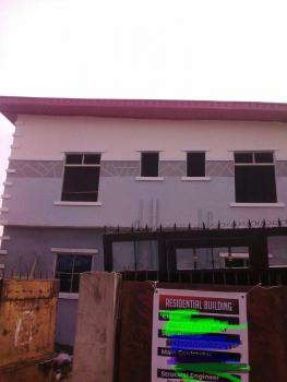 a Lovely Room Self-contained, Fola Agoro, Yaba, Lagos, Self Contained (single Rooms) for Rent