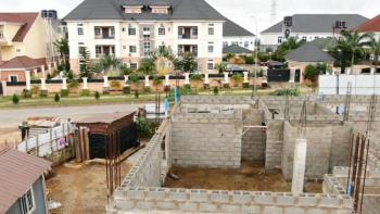 4 Bedroom Terrace Duplex Plus Bq, Patrick Yakowa, Diplomatic Zones, Abuja, Terraced Duplex for Sale