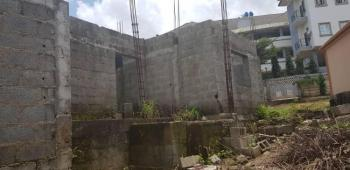 1345 Sqm of Land with 4 Units of Uncompleted 5 Bedroom Duplex, Bako Close, Gudu, Abuja, Residential Land for Sale