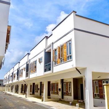 Exquisite 4 Bedroom Terraced Duplex, Jakande, Osapa, Lekki, Lagos, Terraced Duplex for Sale