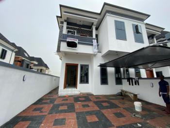 Newly Built 4 Bedroom Semi Detached Duplex, Chevron, Lekki, Lagos, Semi-detached Duplex for Sale