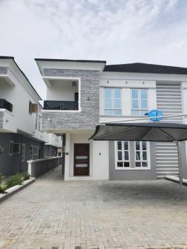 4 Bedroom Semi-detached Duplex with a Maids Room, Orchid Hotel Road, Ikota, Lekki, Lagos, Semi-detached Duplex for Rent