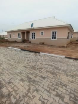 2 Bedroom Semi Detached Bungalow with Nhf Plan, Kuje, Abuja, Semi-detached Bungalow for Sale