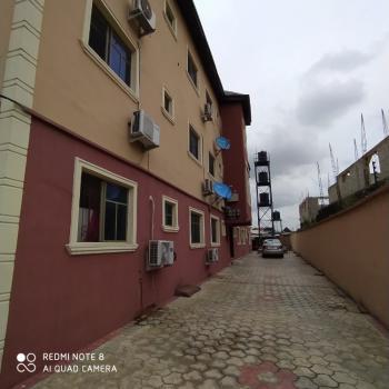 Very Beautiful Spacious 3 Bedroom Flat All Rooms Ensuite, a Nice Street Off Lawal, Oregun, Ikeja, Lagos, Flat for Rent