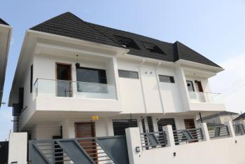4 Bedroom Semi-detached Duplex with Pent-house, Idado, Lekki, Lagos, Semi-detached Duplex for Sale