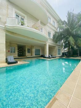 Luxury 3 Bedroom Apartment with Swimming Pool, Banana Island, Ikoyi, Lagos, Flat for Rent